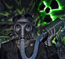 Radioisotope by Michael  Gunterman