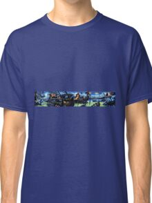 Scabb Island Panorama (Monkey Island 2)  Classic T-Shirt