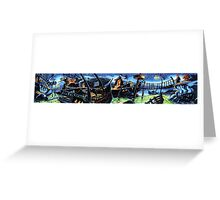 Scabb Island Panorama (Monkey Island 2)  Greeting Card