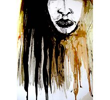 this girl#7... mind set on you Photographic Print