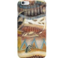 Tropical Fusions (Panel 2 of 4) iPhone Case/Skin