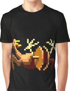 Rubber chicken with a pulley in the middle (Monkey Island) Graphic T-Shirt