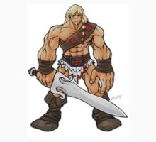 He-Lok, Ancestor of He-Man by DreamTripper