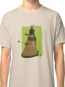 Wholock Moran and the Dalek Classic T-Shirt