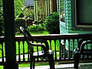 Porch Chairs by Nevermind the Camera Photography