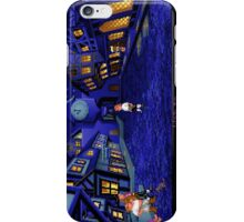 Melee Island streets (Monkey Island 1) iPhone Case/Skin