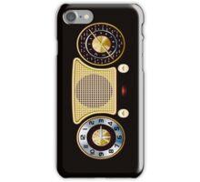 Vintage Radio Receiver iPod / iPhone 4 Case iPhone Case/Skin