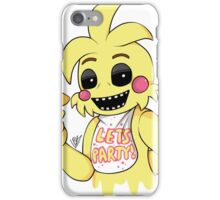 Toy Chica iPhone Case/Skin