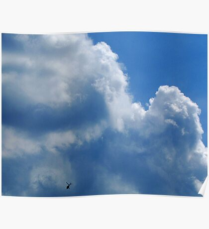 Into the Clouds Poster