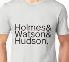 Sherlock Flatmate Jetset Unisex T-Shirt