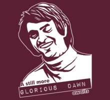 Still more Glorious Dawn - Dark T by HereticWear