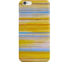 Complementary Lines iPhone Case/Skin
