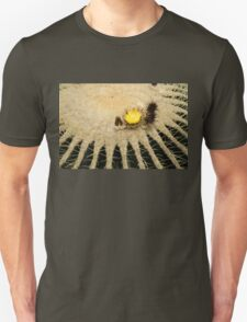 Fascinating Cactus Bloom - Soft and Fragile Among the Thorns T-Shirt