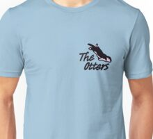 The Otters Swimming Team of Blackwell Unisex T-Shirt