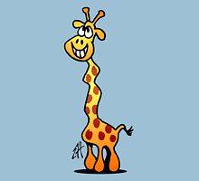 Joyfull Giraffe Unisex T-Shirt