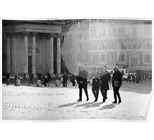 italians in italy Poster