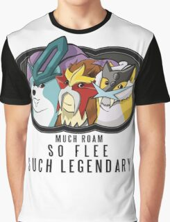 Such Legendary Graphic T-Shirt