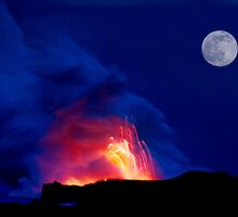 Hawaii Volcanoes by Alex Preiss