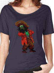LeChuck's death (Monkey Island 2) Women's Relaxed Fit T-Shirt