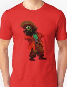 LeChuck's death (Monkey Island 2) Unisex T-Shirt