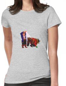 LeChuck's panties (Monkey Island 2) Womens Fitted T-Shirt