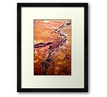 Ribbon of Highway Framed Print
