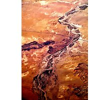 Ribbon of Highway Photographic Print