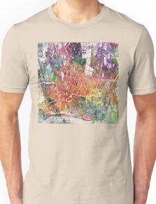 London map  Unisex T-Shirt
