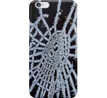 Frozen Web iPhone Case/Skin