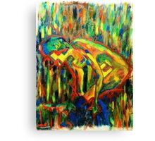 3rd Interpretation Canvas Print