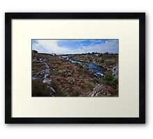 Ireland lull  Framed Print