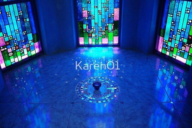 Cool Blue by Karen01