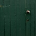 Green_Door by Casper