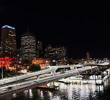 City lights by MiloAddict