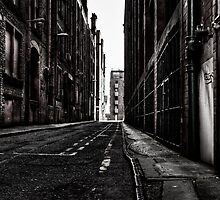 China Lane MANchester by inkedsandra