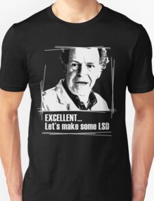 Walter Bishop Unisex T-Shirt