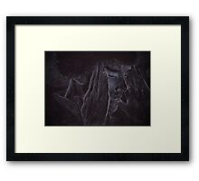 Nothing Wrong With Me Framed Print