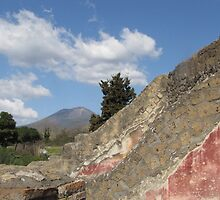 Vesuvius and Pompeii, March 2012 by kgarrahan