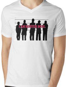 I am Keyser Soze Mens V-Neck T-Shirt