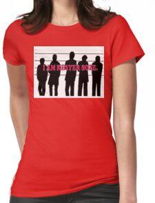 I am Keyser Soze Womens Fitted T-Shirt