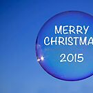 Merry Christmas Bubble by Elysian Photography ~ Art from the Heart
