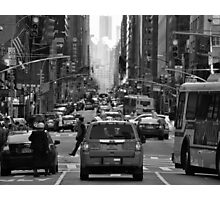 NYC Streets Photographic Print