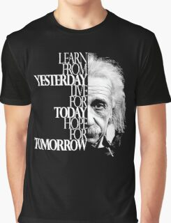 Live for Today Graphic T-Shirt