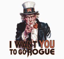 RogueTiger.com - Go Rogue (light) by roguetiger