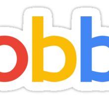 Gobble Sticker