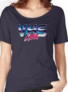 VHS Glitch - Classic Edition Women's Relaxed Fit T-Shirt