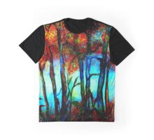 October Blues... Graphic T-Shirt