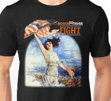 RogueTiger.com - Fight (dark) Unisex T-Shirt