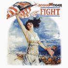 RogueTiger.com - Fight (light) by roguetiger