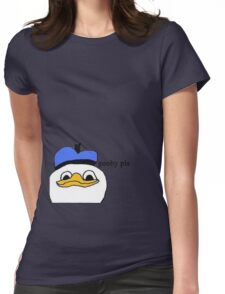 Dolan duck Womens Fitted T-Shirt